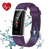 CHEREEKI Fitness Tracker, Orologio Smartwatch IP68 Impermeabile con...