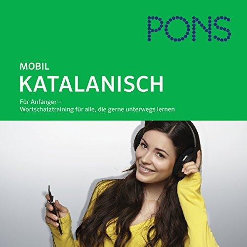 PONS mobil Wortschatztraining Katalanisch Titelbild