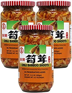 Best chili bamboo shoots Reviews