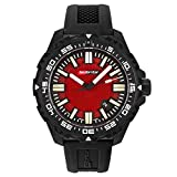 Isobrite Afterburner Series Red Dial Tritium Watch ISO4003