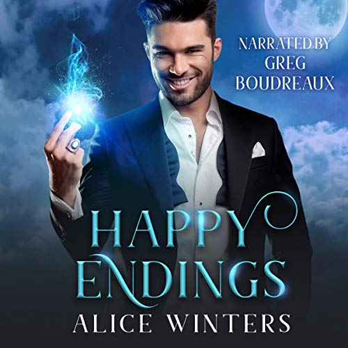 Happy Endings Audiobook By Alice Winters cover art