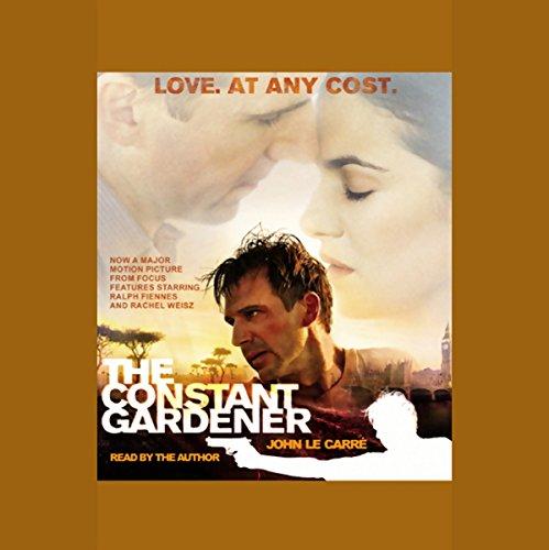 The Constant Gardener cover art
