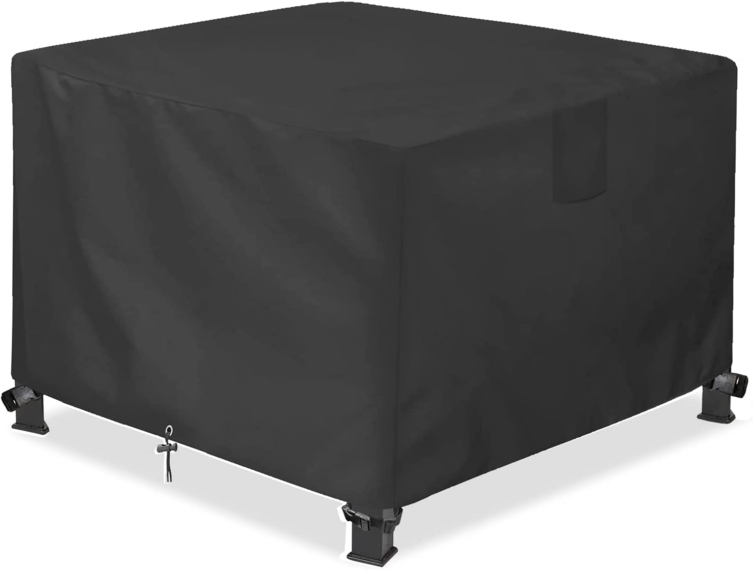 GARDRIT Patio Outlet sale feature Fire Pit Cover sold out - 100% Square Gas Firepi Waterproof