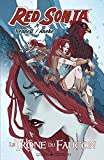 Red Sonja - Le Trône du Faucon - Format Kindle - 10,99 €