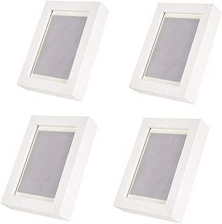IKEA RIBBA Frame, White (4x6) - Pack of 4