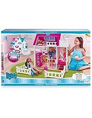 Nancy - Juguete para Niños y Niñas a Partir de 3 Años, Multicolor (Famosa 700015)