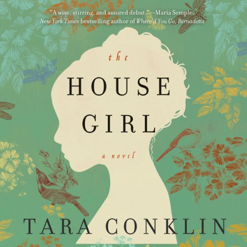 The House Girl  By  cover art