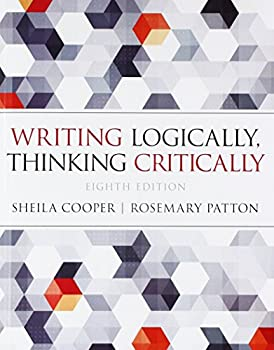 Writing Logically Thinking Critically  Pearson Writer -- Standalone Access Card Writer -- 12 Month Access  8th Edition