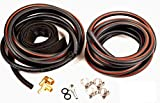 LarryB's 94-98.5, 12 Valve, Tank-To-Engine Marine Grade Fuel Line Kit Fits Dodge Cummins