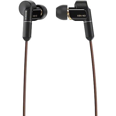 ソニー イヤホン ハイレゾ対応 カナル型 ケーブル着脱式 360 Reality Audio認定モデル XBA-N3 Q