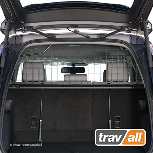 Travall Guard Compatible with Honda CR-V (2017-Current) TDG1544 - Rattle-Free Steel Vehicle Specific Pet Barrier