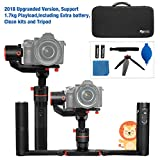 feiyu A10003Axis Handheld stabilisateur with Dual Handheld Grip for Cameras IC Including Extra...
