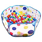Kids Ball Pit, EocuSun Large Pop Up Toddler Ball Pits Play Tent