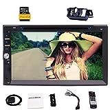 Eincar Doppel-DIN-Autoradio mit 7,0 Zoll 800 * 480 HD kapazitiven Touch Screen unterstützt