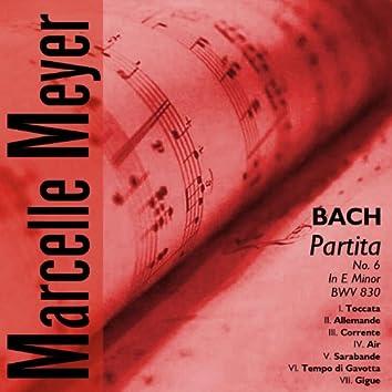 J.S.Bach - Partita No.6 in E Minor, BWV 830