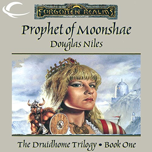 Prophet of Moonshae audiobook cover art