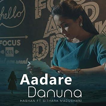 Aadare Danuna (feat. Sithara Madushani)