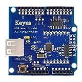 Yadianna USBホストシールドMEGAのためにのためにのためにAndroidのADKサポート用の場合と互換性が2.0