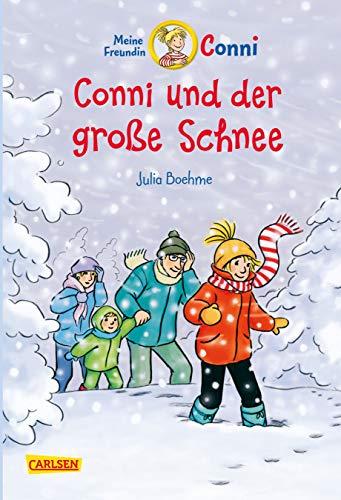 Conni-Erzählbände 16: Conni und der große Schnee (farbig illustriert) (16)
