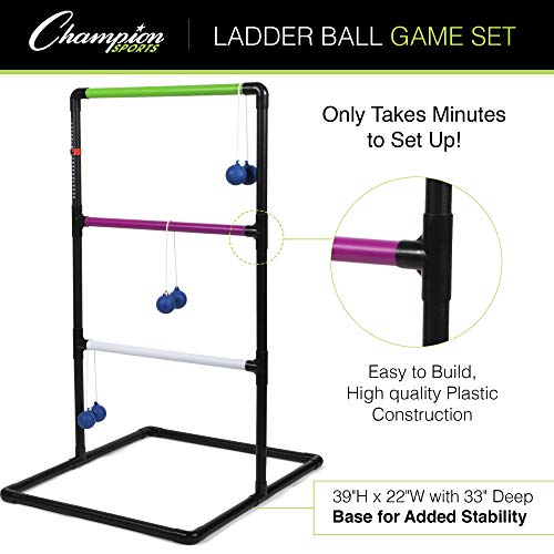 Champion Sports Standard Ladder...