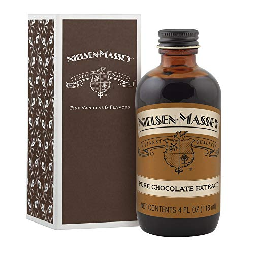 Nielsen-Massey Pure Chocolate Extract, 4 ounces