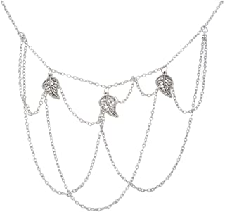LOY Jewelry Austrian Crystal Necklace Champagne Gold PlatedLOYN125