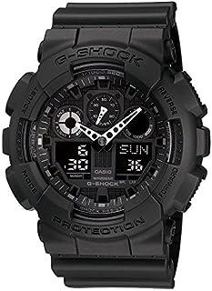 Casio Men's G-SHOCK - The GA 100-1A1 Military Series Watch in Black
