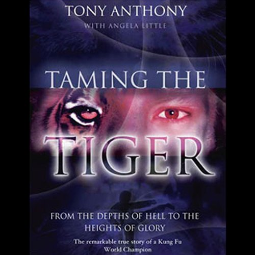 Taming the Tiger cover art