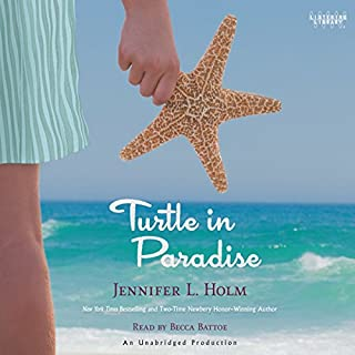 Turtle in Paradise cover art