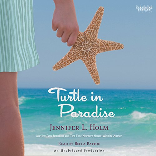 Turtle in Paradise audiobook cover art