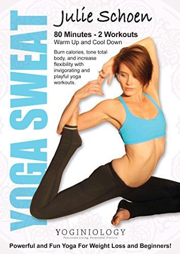 Yoga Sweat Yoga DVD