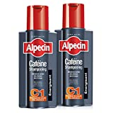 Alpecin Cafine Shampooing C1, 2 x 250ml Shampooing anti-chute