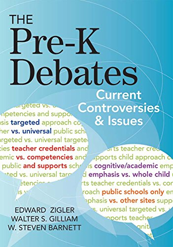 The Pre K Debates Current Controversies And Issues