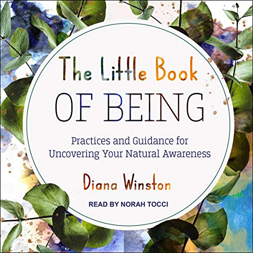 The Little Book of Being audiobook cover art
