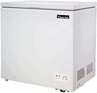 6.9 cu. ft. Chest Freezer in White