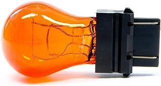 10 x W2.5x16q Auto Lampe PY27/7W 3157 Birne PKW Gelb Orange 12V 3757A