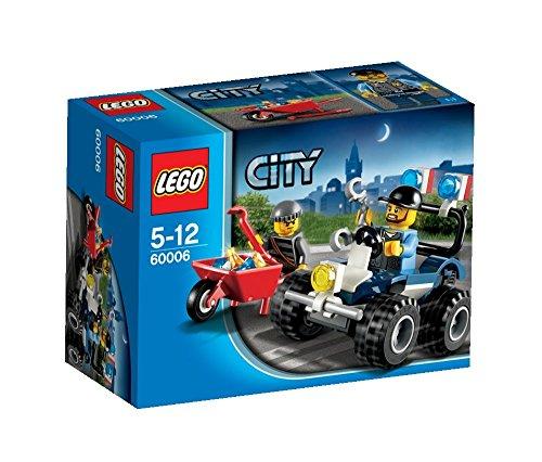 LEGO City 60006 - Polizei-Quad