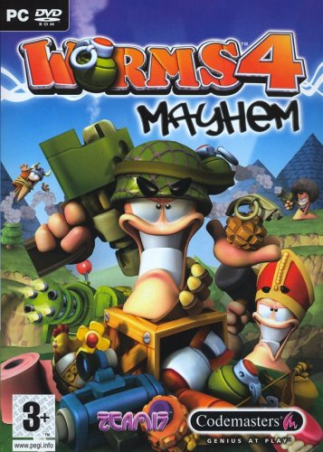 Worms 4 : Mahyem - Hits Collection [Edizione: Francia]