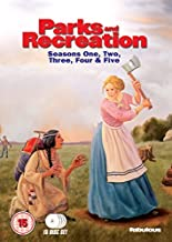 Parks & Recreation - Seasons 1-5 (15 disc box set) [DVD]