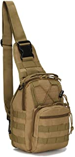 Military Tactical Bag with Outdoor Sport Shoulder Bag Utility Travel Trekking Fishing Hiking Hunting Camping Camo Backpack|Climbing Bags|