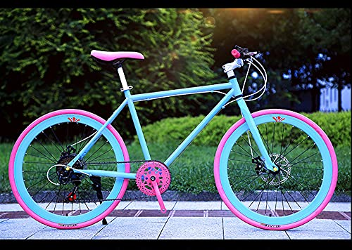 Jóvenes / Adultos Bicicleta para mujer 7 Velocidad 26 pulgadas 40 cuchillos Viento roto Ruedas Ruedas Montaña Montaña Variable Velocidad MUJER MUSA MUJER MUJER MENS Y MUJERES EN VIVO EN VIVO BICICLETA