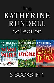 The Katherine Rundell Collection: A 4 Book Bundle by [Katherine Rundell]
