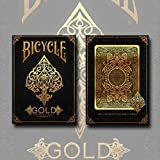SOLOMAGIA Bicycle Gold Deck by US Playing Cards - Tours et Magie Magique