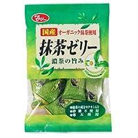 光陽製菓 抹茶ゼリー 110g×4個  JAN:4901377002184