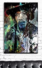 Best black and white jimi hendrix Reviews