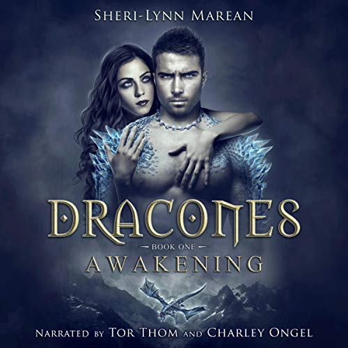 Dracones Awakening: Book One audiobook cover art