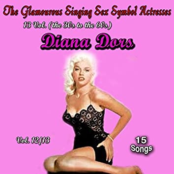 Glamourous Sex Symbols of the Screen, Vol. 12 (15 Songs)