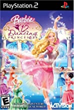 Barbie in The 12 Dancing Princesses - PlayStation 2