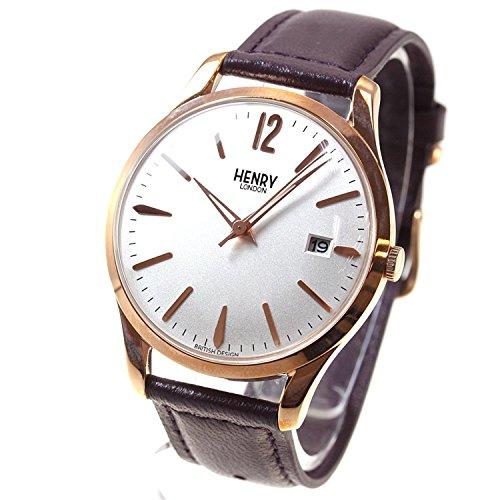 Henry London reloj Hombre Mujer Hampstead HL39-S-0082