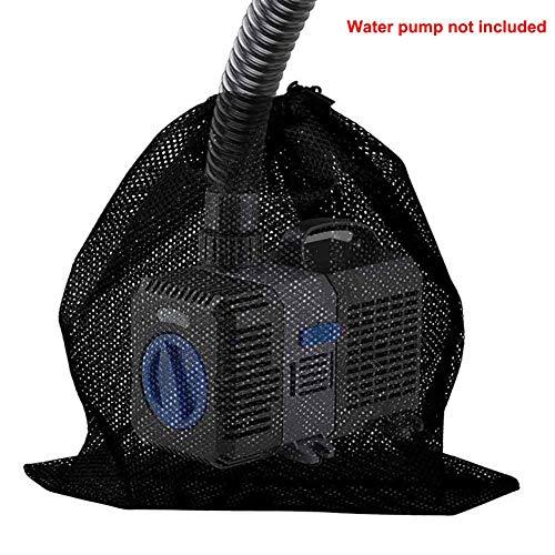 Cicony Filterbeutel für Teichpumpe, für biologische Teichfilter, Siehe Abbildung., 1 pc